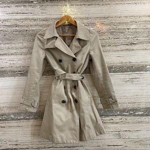 Beige Trench Coat size 38